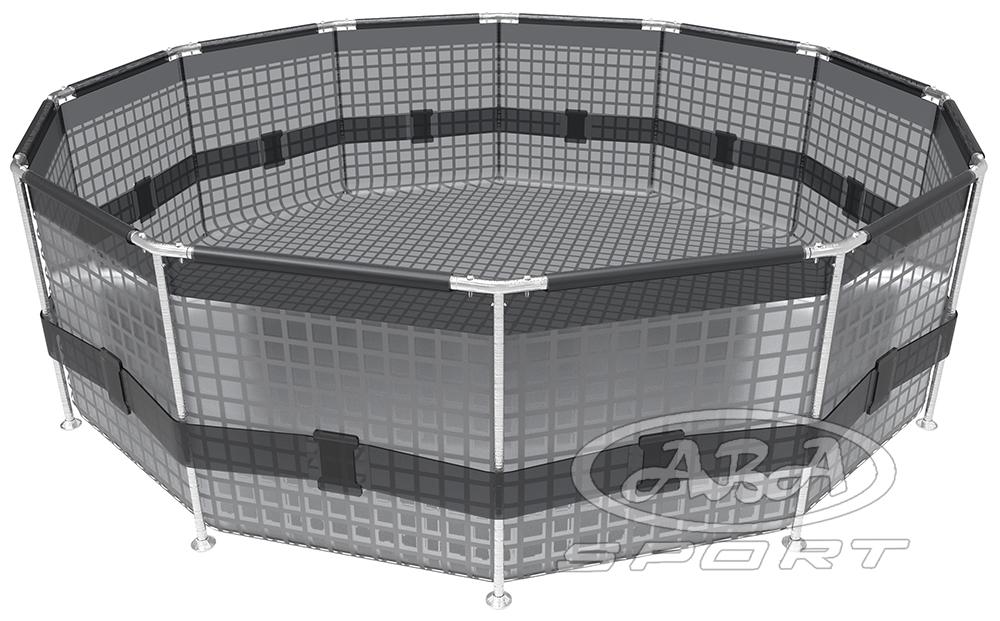 Bestway frame pool swimmingpool schwimmbecken 2300l for Gartenpool ebay